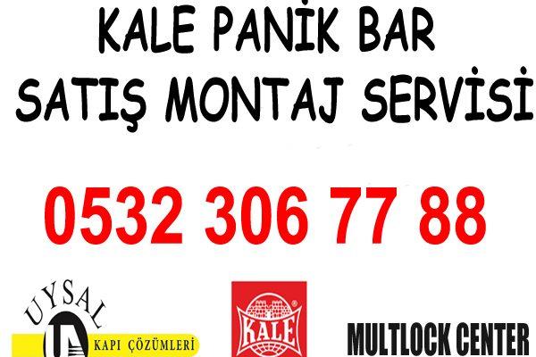 İkitelli Kale Panik Bar Montaj Servisi